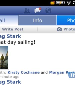 Facebook Mobil Ekran Görüntüleri - 1
