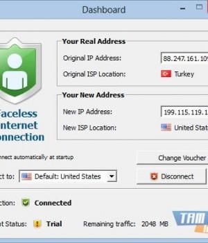 Faceless Internet Connection Ekran Görüntüleri - 2