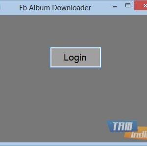 FB Album Downloader Ekran Görüntüleri - 4