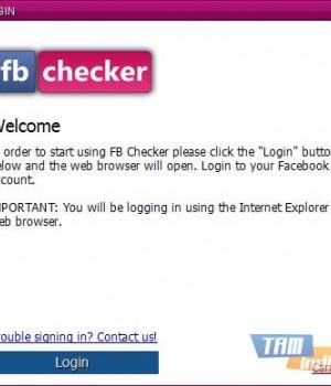 FB Checker Ekran Görüntüleri - 3