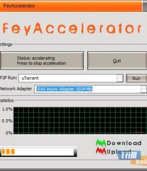 FeyAccelerator Ekran Görüntüleri - 1