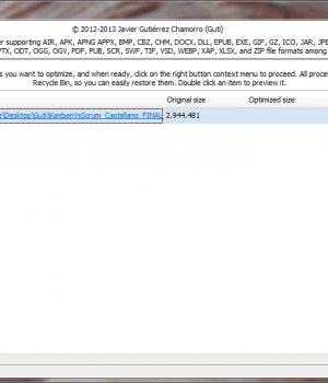 File Optimizer Ekran Görüntüleri - 4
