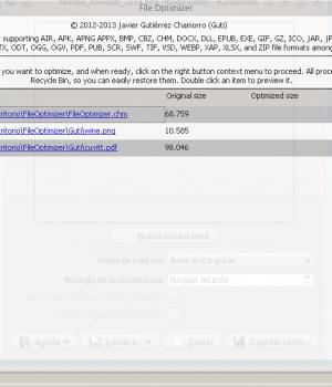 File Optimizer Ekran Görüntüleri - 2