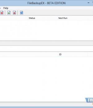 FileBackupEX Ekran Görüntüleri - 4
