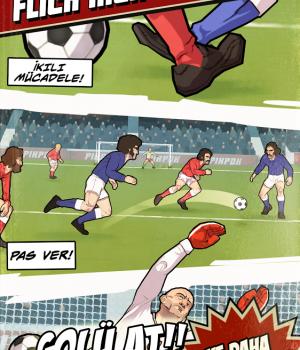 Flick Kick Football Legends Ekran Görüntüleri - 4