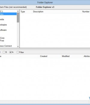 Folder Explorer Ekran Görüntüleri - 3
