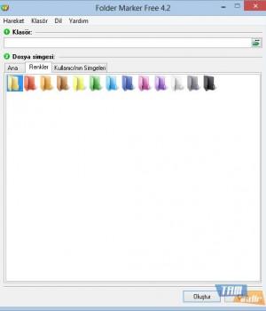 Folder Marker Free Ekran Görüntüleri - 1