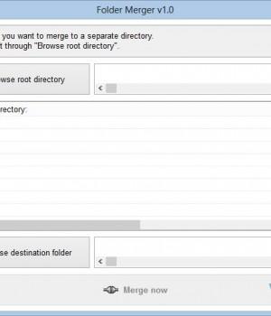 Folder Merger Ekran Görüntüleri - 2