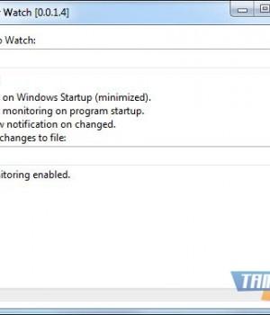 Folder Watch Ekran Görüntüleri - 1
