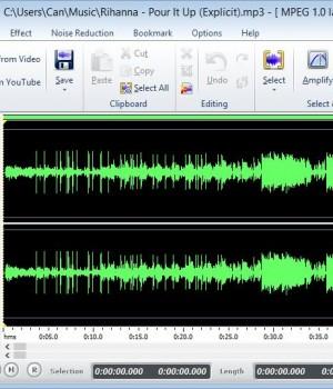 Free Audio Editor Ekran Görüntüleri - 5