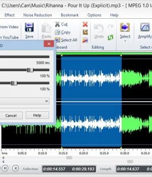 Free Audio Editor Ekran Görüntüleri - 4