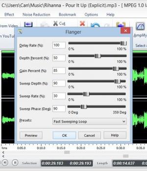 Free Audio Editor Ekran Görüntüleri - 3