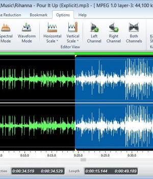 Free Audio Editor Ekran Görüntüleri - 1