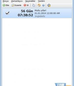 Free Countdown Timer Ekran Görüntüleri - 3