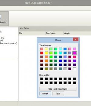 Free Duplicates Finder Ekran Görüntüleri - 3