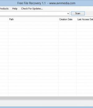 Free File Recovery Ekran Görüntüleri - 3