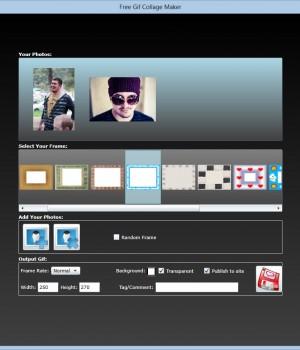 Free Gif Collage Maker Ekran Görüntüleri - 2