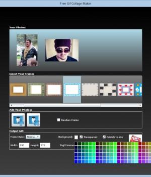 Free Gif Collage Maker Ekran Görüntüleri - 1