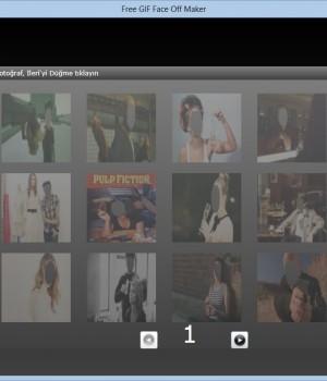 Free GIF Face Off Maker Ekran Görüntüleri - 3