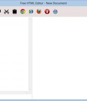 Free HTML Editor Ekran Görüntüleri - 3