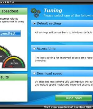 FREE Internet Tuner Ekran Görüntüleri - 1