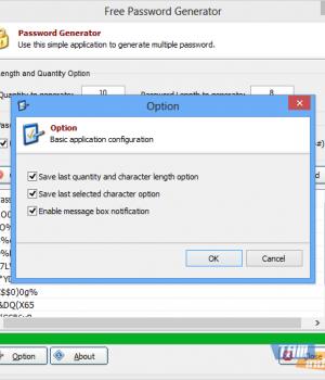 Free Password Generator Ekran Görüntüleri - 2