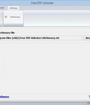 Free PDF Unlocker Ekran Görüntüleri - 1