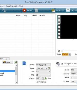 Free Video Converter Ekran Görüntüleri - 4