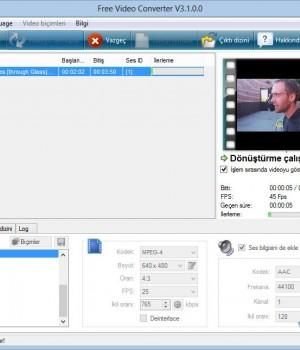 Free Video Converter Ekran Görüntüleri - 1