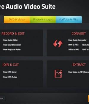 Freemore Audio Video Suite Ekran Görüntüleri - 4