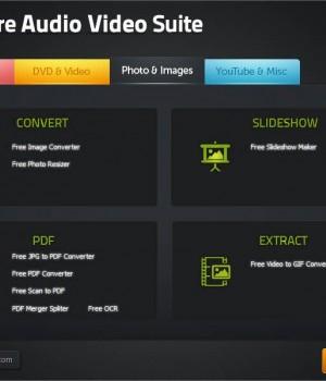 Freemore Audio Video Suite Ekran Görüntüleri - 2