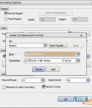 Freez Screen Video Capture Ekran Görüntüleri - 2