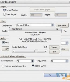Freez Screen Video Capture Ekran Görüntüleri - 1