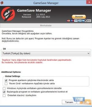 GameSave Manager Ekran Görüntüleri - 5