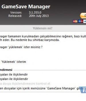 GameSave Manager Ekran Görüntüleri - 4