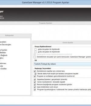 GameSave Manager Ekran Görüntüleri - 1