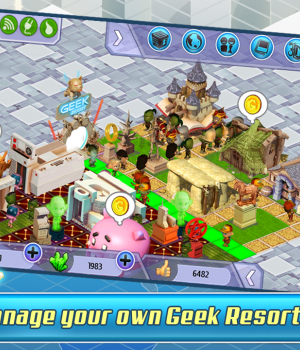 Geek Resort Ekran Görüntüleri - 6