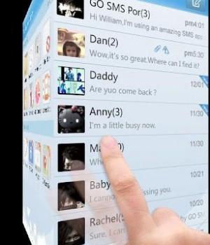 GO SMS Pro Ekran Görüntüleri - 4