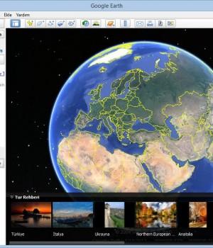 Google Earth Ekran Görüntüleri - 6