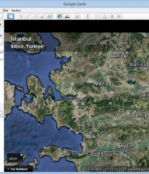 Google Earth Ekran Görüntüleri - 4
