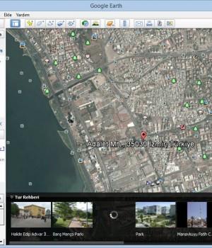 Google Earth Ekran Görüntüleri - 3