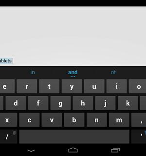Google Keyboard Ekran Görüntüleri - 6