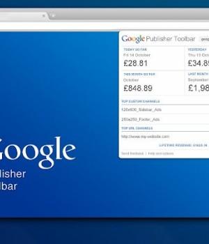 Google Publisher Toolbar Ekran Görüntüleri - 2