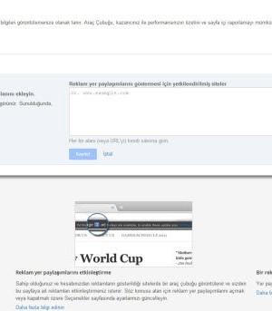 Google Publisher Toolbar Ekran Görüntüleri - 3