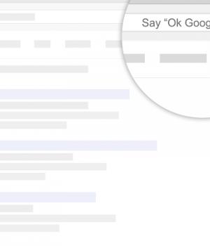 Google Voice Search Hotword Ekran Görüntüleri - 1