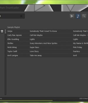 Grooveshark Downloader Ekran Görüntüleri - 2