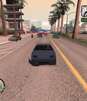 GTA San Andreas SA-MP Ekran Görüntüleri - 2