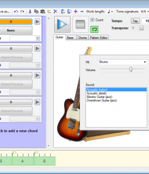 Guitar and Bass Ekran Görüntüleri - 2