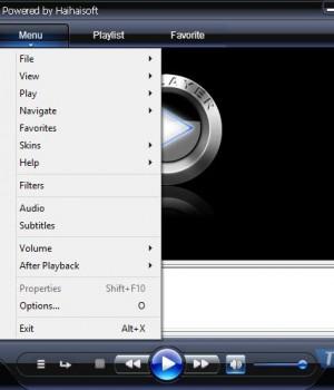 Haihaisoft HUPlayer Ekran Görüntüleri - 3