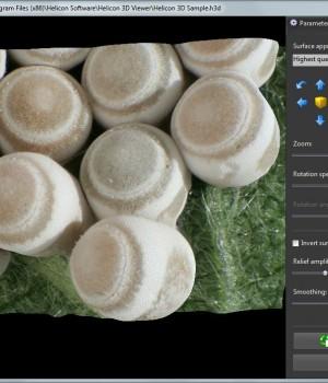 Helicon 3D Viewer Ekran Görüntüleri - 2